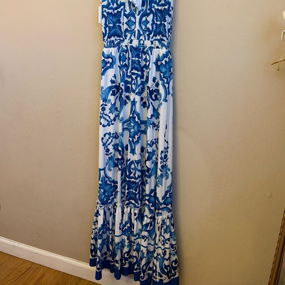 5e4341e29d Neiman Marcus Dresses | Dolce Gabbana Inspired Maxi Dress | Poshmark
